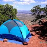Notion en tente de camping
