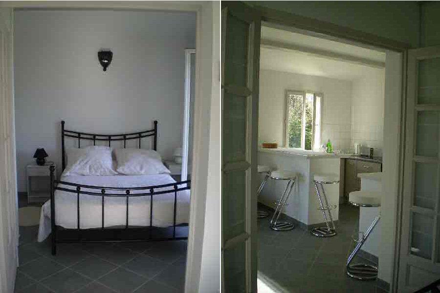 Notre maison d'hôtes sur la Côte d'Azur
