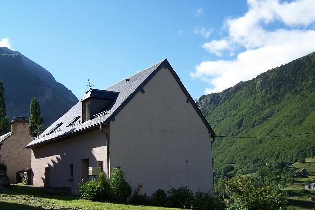 Location maison gavarnie gèdre