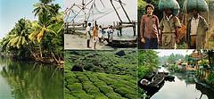 Kerala en Inde