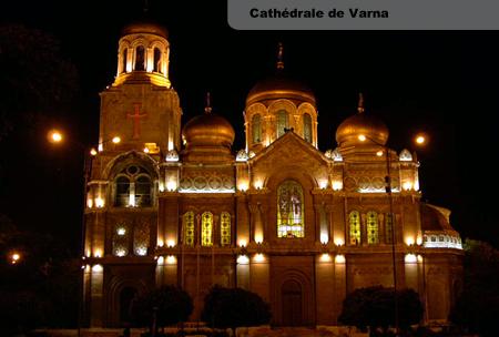 Varna : partez à la conquête de la perle de la mer Noire