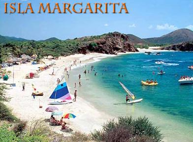 L'île de Margarita au Venezuela