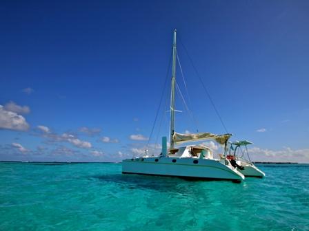 Voyager aux Antilles…