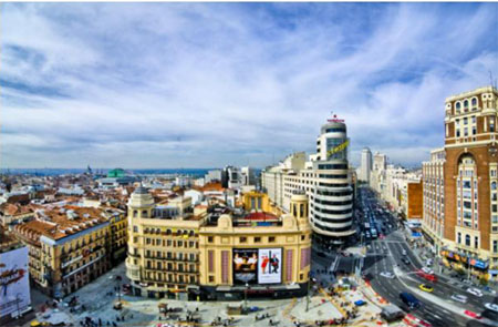 Un week end culturel à Madrid