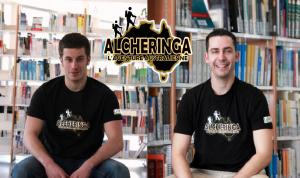 Aventure Alcheringa, projet d'expédition en Australie