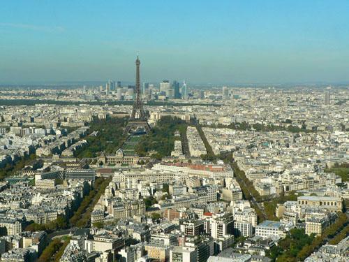 Et si on visitait Paris en décembre?
