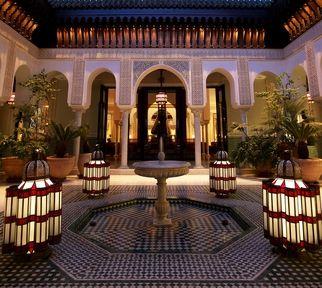 Marrakech la ville des mille et une nuits