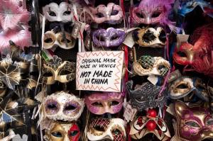 Venise 1- masques