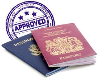 Une demande d'ESTA pour un voyage aux Etats-Unis