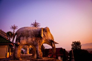 Visiter le Nord de la Thaïlande