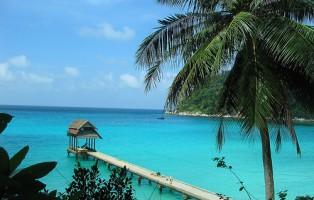 Les plages de Malaisie