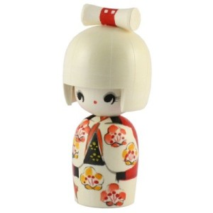 Vous voyagez au Japon? N'oubliez pas de rapporter une Kokeshi, à votre retour!