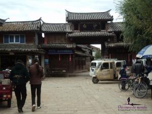 La rencontre du célèbre Docteur Ho à Baisha, en Chine