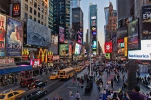 A la découverte de New-York!