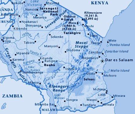 Le kilimandjaro: un défi pas si difficile