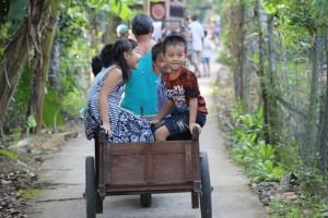 Un séjour typiquement vietnamien au Delta du Mékong