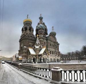 Séjour à Saint-Pétersbourg