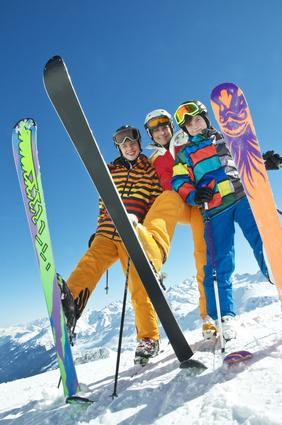 Skier fin mars: c'est encore possible