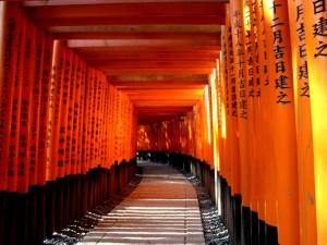 Fushimi Inari-taisha et ses allées de 10.000 torii