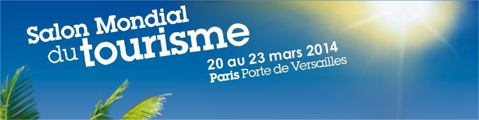 Le Salon Mondial du Tourisme 2014 à Paris