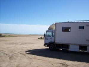 Partir à l'aventure à bord d'un camion – La route avec Sacado
