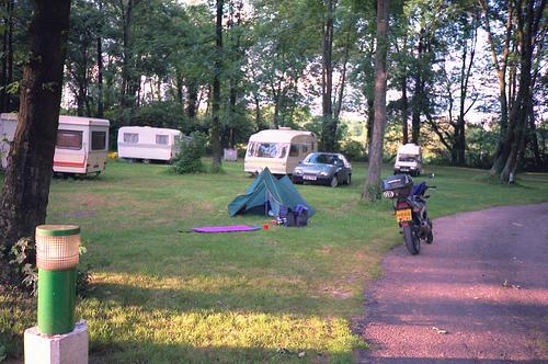 Choisir un camping pour passer ses vacances