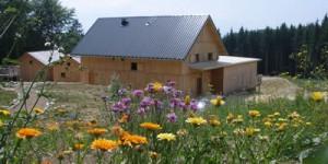 location chalet ecologique
