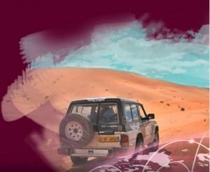 Rallye 4×4 : le Trophée Roses des Sables