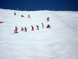 Quelques idées d'activités pour occuper les enfants au ski !