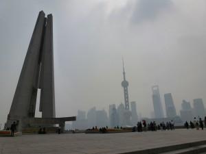 Se prévenir de la pollution de Shanghai