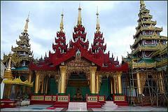 Birmanie : le royaume des temples d'or