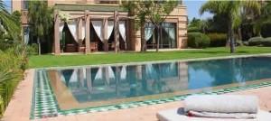 Villa de luxe Marrakech : entre authenticité et modernité