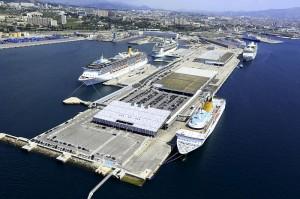 La croisière partant de Marseille comme source d'évasion