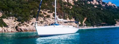 Croisière en Corse à bord du voilier Luckystar