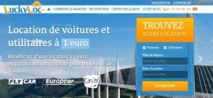 Bon plan pour partir en week-end:  la location de voitures à 1 euro