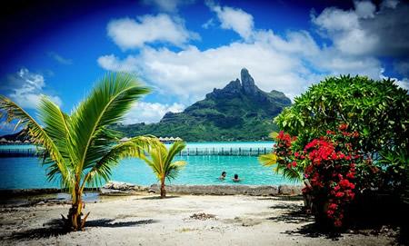 Idées de circuits en Polynésie