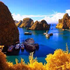 Profitez bien des promotions pour votre voyage au Vietnam