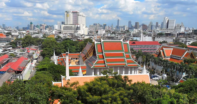 Visitez les merveilles de Bangkok, la cité des Anges