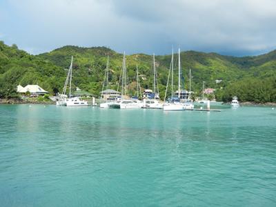 Croisière Seychelle