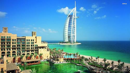 L'impressionnante Dubaï