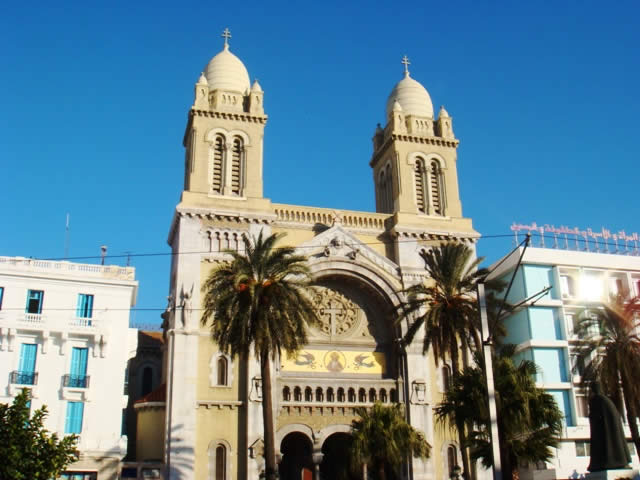 Cathedral,_Tunis,_Tunisia