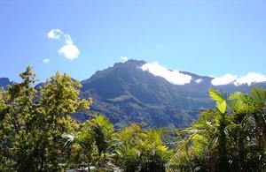 Intense et tumultueuse la Réunion