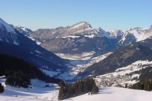 Vacances au ski au sommet de l'Europe