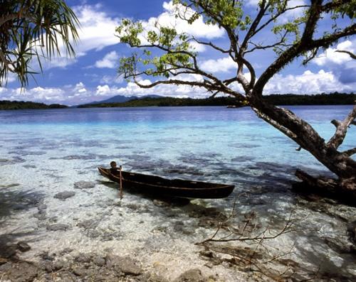Iles Salomon - Marovo Lagoon