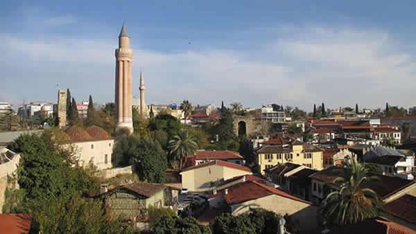 Turquie - Antalya - Kaleiçi