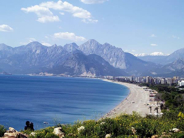 À la découverte d'Antalya : la perle de la Turquie
