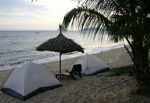 Qu'en est-il du camping au Vietnam ?