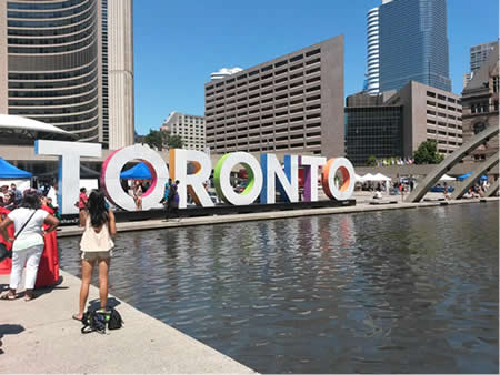 Toronto, une ville qui mérite le détour