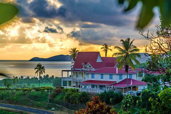 Découvertes des paysages paradisiaques de Martinique