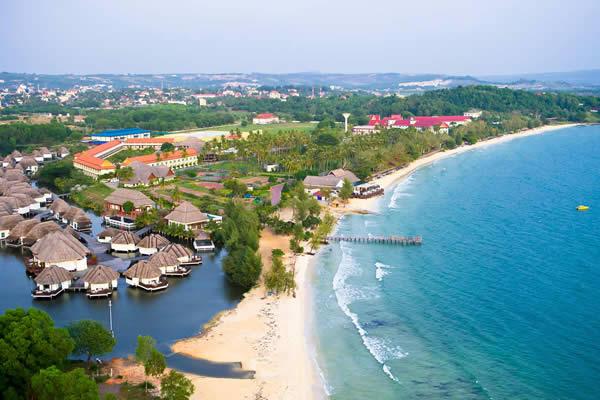 Sihanoukville: une station balnéaire idéale pour se détendre et faire la fête